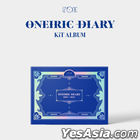 IZ*ONE Mini Album Vol. 3 - Oneiric Diary (Kihno KiT Album)