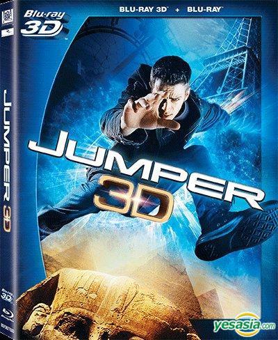 Yesasia Jumper 2008 Blu Ray 2d 3d Hong Kong Version Blu Ray Hayden Christensen Jamie Bell Deltamac Hk Western World Movies Videos Free Shipping