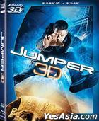 Jumper (2008) (Blu-ray) (2D + 3D) (Hong Kong Version)