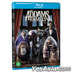 The Addams Family (2019) (Blu-ray) (Korea Version)
