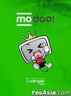 Naver modoo! Part. 2 (DVD + Blu-ray) (3-Disc) (Korea Version)