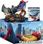 Spider-Man: Homecoming (2017) (4K Ultra HD + Blu-ray) (2-Disc Edition) (Figurine High End) (Taiwan Version)