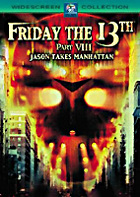 FRIDAY THE 13TH PART 8 JASON TAKES MANHATTAN (Japan Version)
