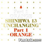 Shinhwa Vol. 13 - Unchanging Part 1 - Orange (Limited Edition)