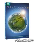 Planet Earth II (2016) (DVD) (US Version)