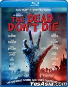 The Dead Don't Die (2019) (Blu-ray + Digital Code) (US Version)