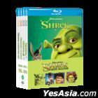 Shrek 4-Movie Collection (Blu-ray) (4-Disc) (Limited Edition) (Korea Version)