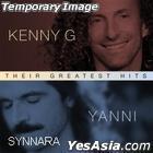 Kenny G & Yanni - Their Greatest Hits : Kenny G / Yanni (2CD) (Korea Version)