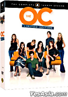 The O.C. : The Complete Fourth Season (DVD) (Box Set) (Korea Version)