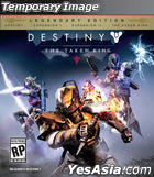 Destiny The Taken King Legendary Edition (English Edition) (Asian Version)