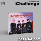 WEi Mini Album Vol. 2 - IDENTITY : Challenge (ALL Version) + Poster in Tube