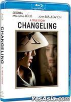 Changeling (2008) (Blu-ray) (Hong Kong Version)