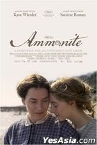 Ammonite (2020) (DVD) (Taiwan Version)