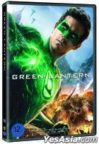 Green Lantern (DVD) (2-Disc) (Korea Version)