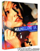 Mulholland Dr. (Blu-ray) (Fullslip Limited Edition) (Korea Version)