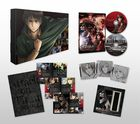 Attack on Titan: Chronicle (DVD+CD) (First Press Limited Edition) (Japan Version)
