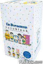 nanoblock NBMC_01 I'm Doraemon DORAEMON Mini