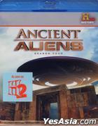 Ancient Aliens (Blu-ray) (Season Four) (US Version)