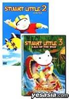 Stuart Little 2 + 3 (Korean Version)
