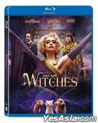 The Witches (2020) (Blu-ray) (Hong Kong Version)