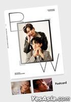 BW - The Official Photobook of Bright-Win (White Edition)