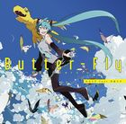 Butter-Fly~Hatsune Miku Version  (ALBUM+DVD)(Japan Version)