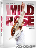 Wild Rose (Blu-ray) (Full Slip Limited Edition) (Korea Version)