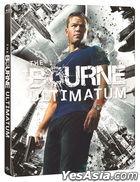The Bourne Ultimatum (Blu-ray) (Steelbook Limited Edition) (Korea Version)