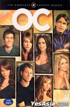 The O.C. - The Complete Fourth Season (DVD) (Korea Version)