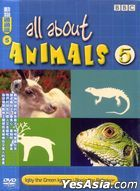 All About Animals 5 (DVD) (Hong Kong Version)