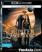 Jupiter Ascending (2015) (4K Ultra HD + Blu-ray) (Hong Kong Version)