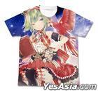 Megpoid : Memories of GUMI Full Graphic T-Shirt (White) (Size:XL)