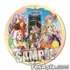 THE IDOLM@STER CINDERELLA GIRLS : Can Badge with Stand PASSION