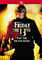 FRIDAY THE 13TH PART 7 THE NEW BLOOD (Japan Version)