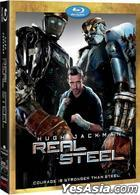 Real Steel (2011) (Blu-ray) (Hong Kong Version)