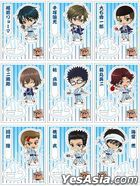 The New Prince of Tennis : Trading Acrylic Stand Onsen Ver. Seigaku