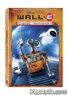 Wall-E (DVD) (First Press Limited Edition) (Korea Version)
