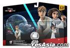 Disney Infinity 3.0 Star Wars Rise Against The Empire (Luke / Leia) (Present Pack) (日本版)