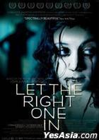Let The Right One In (2008) (DVD) (Taiwan Version)