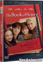 The Book of Henry (2017) (DVD) (Hong Kong Version)
