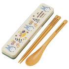 My Neighbor Totoro Cutlery Set with Case
