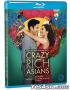 Crazy Rich Asians (Blu-ray) (Korea Version)