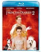 The Princess Diaries 2: Royal Engagement (Blu-ray) (Japan Version)