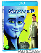 Megamind (Blu-ray) (Korea Version)