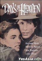Days Of Heaven (1978) (DVD) (Kam & Ronson Version) (Hong Kong Version)