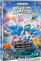Smurfs: The Lost Village (2017) (DVD) (Hong Kong Version)