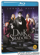 Dark Shadows (Blu-ray) (Korea Version)