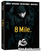 8 Mile (Blu-ray) (First Press Slip Case + Photobook + Character Card Limited Edition) (Korean Version)