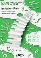 Imitation Rain (Piano Piece series)