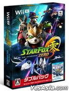 Star Fox Zero Star Fox Guard (Double Pack) (Wii U) (Japan Version)